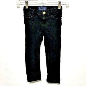 Old Navy Basic Black Skinny Jeans